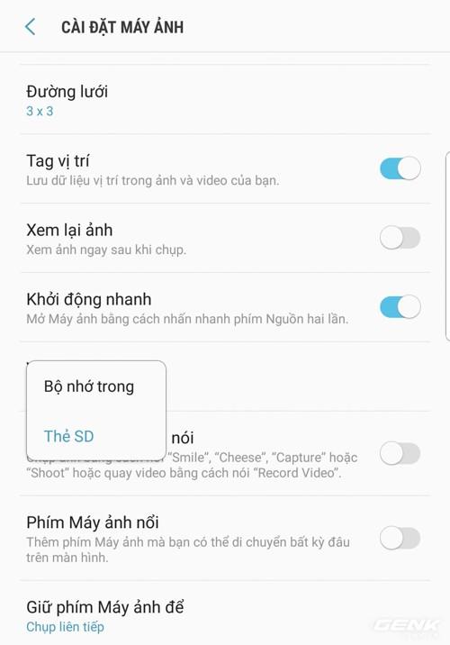 Vừa mua Galaxy Note9 cần thiết lập những gì ngay? - Ảnh 3.