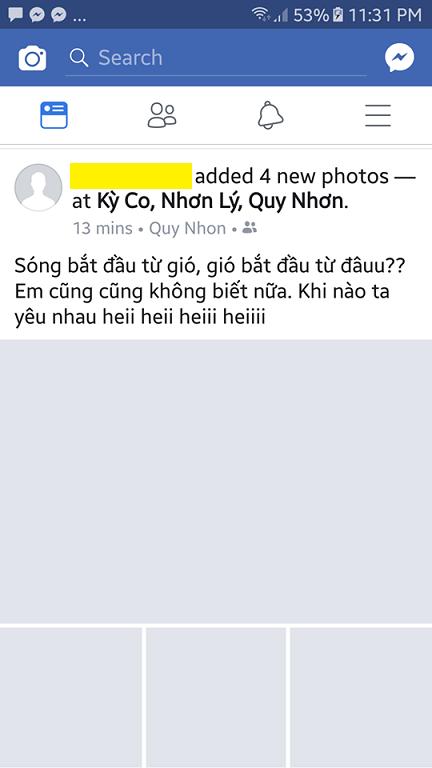 Facebook Việt Nam gặp lỗi diện rộng: News Feed trắng xóa, Messenger không cho gửi sticker và emoji - Ảnh 2.