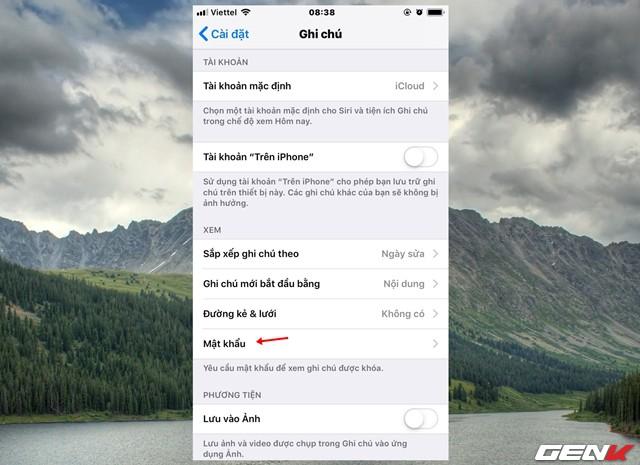 Dùng iPhone đã lâu, bạn có biết rằng mình có thể đặt mật khẩu cho ứng dụng Ghi chú hay không? - Ảnh 2.