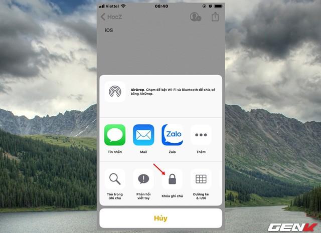 Dùng iPhone đã lâu, bạn có biết rằng mình có thể đặt mật khẩu cho ứng dụng Ghi chú hay không? - Ảnh 7.