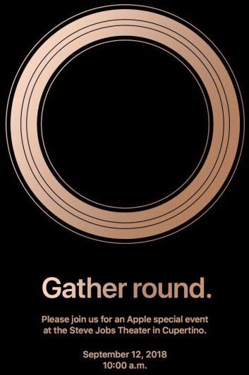 Hai giả thuyết về vòng tròn bí ẩn trong thư mời sự kiện Apple - Ảnh 1.