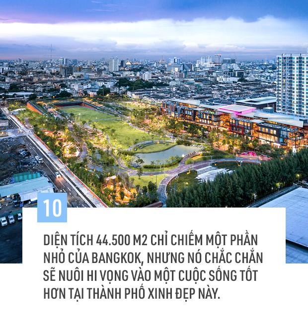 Bangkok đang chìm dần vào lòng biển cả, và đây là dự án vô cùng sáng tạo của người Thái giúp cho thủ đô thoát khỏi nạn úng ngập - Ảnh 11.