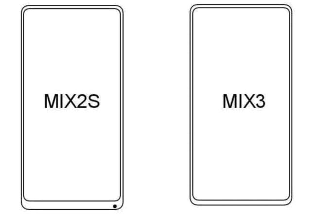 Xiaomi Mi Mix 3 có thiết kế không viền, RAM tối đa 8GB, bộ nhớ lên tới 256GB, ra mắt vào 15/9? - Ảnh 3.