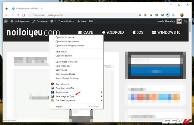 Khắc phục lỗi lưu ảnh tự đổi sang định dạng JFIF trên Google Chrome 68 trong Windows 10 - Ảnh 10.