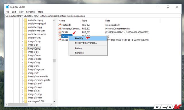 Khắc phục lỗi lưu ảnh tự đổi sang định dạng JFIF trên Google Chrome 68 trong Windows 10 - Ảnh 5.