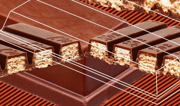 Cuộc chiến pháp lý trị giá tỷ USD xoay quanh hình dạng của các thanh chocolate - Ảnh 4.