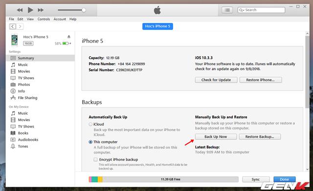Nên làm gì khi lỡ quên mật khẩu Giới hạn trên iPhone? - Ảnh 3.