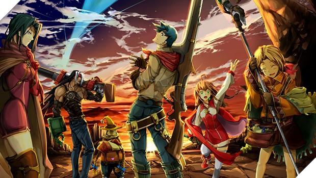 Wild Arms Million Memories - Phiên bản mobile của tượng đài làng game Nhật sắp mở cửa - Ảnh 1.