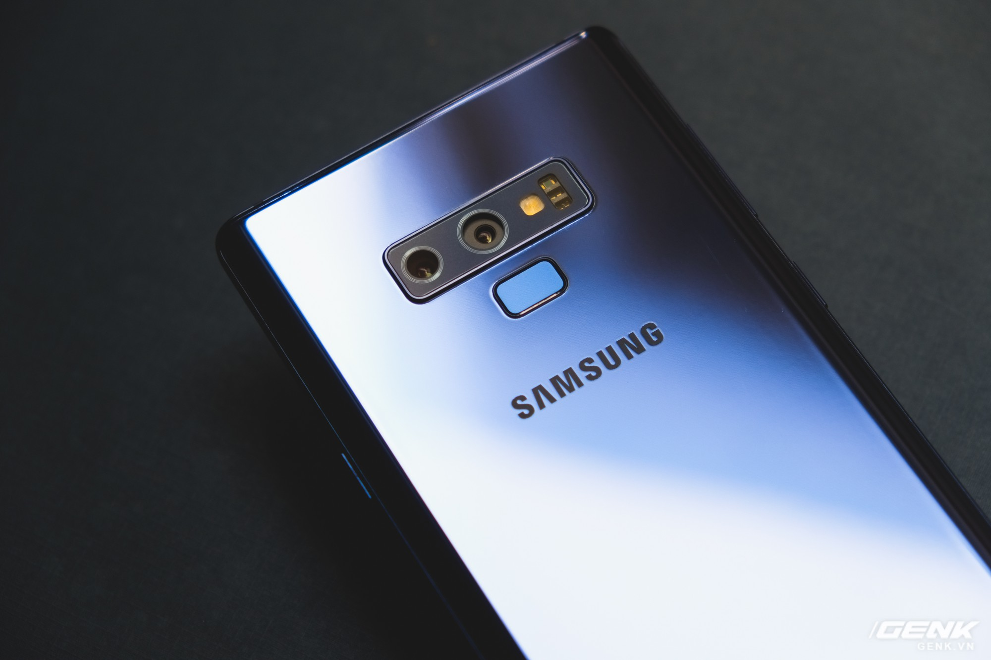 Đánh giá Galaxy Note9 dưới góc độ một người dùng iPhone - Ảnh 26.