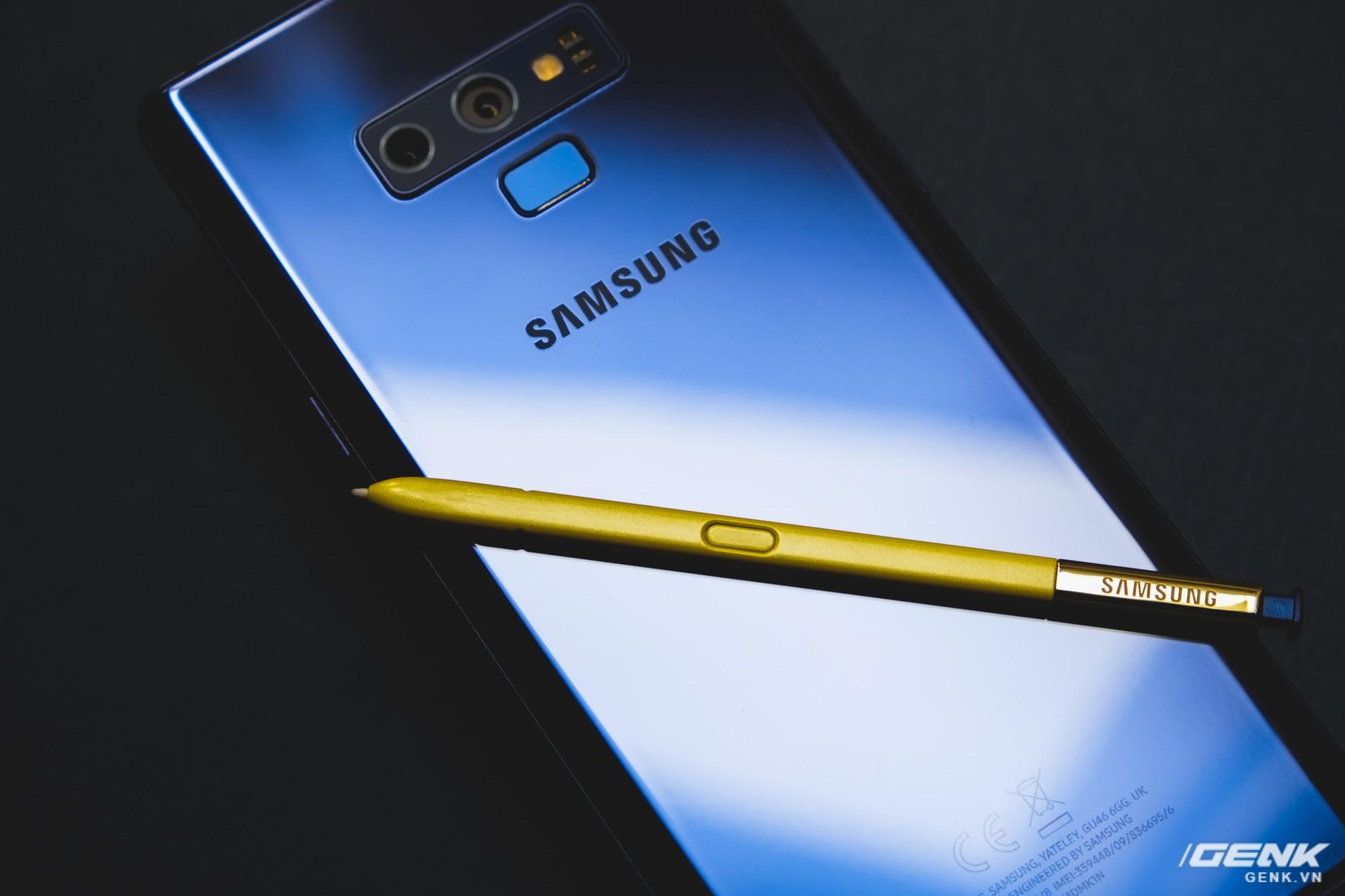 Đánh giá Galaxy Note9 dưới góc độ một người dùng iPhone - Ảnh 53.