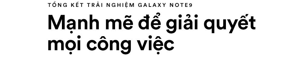 Đánh giá Galaxy Note9 dưới góc độ một người dùng iPhone - Ảnh 50.