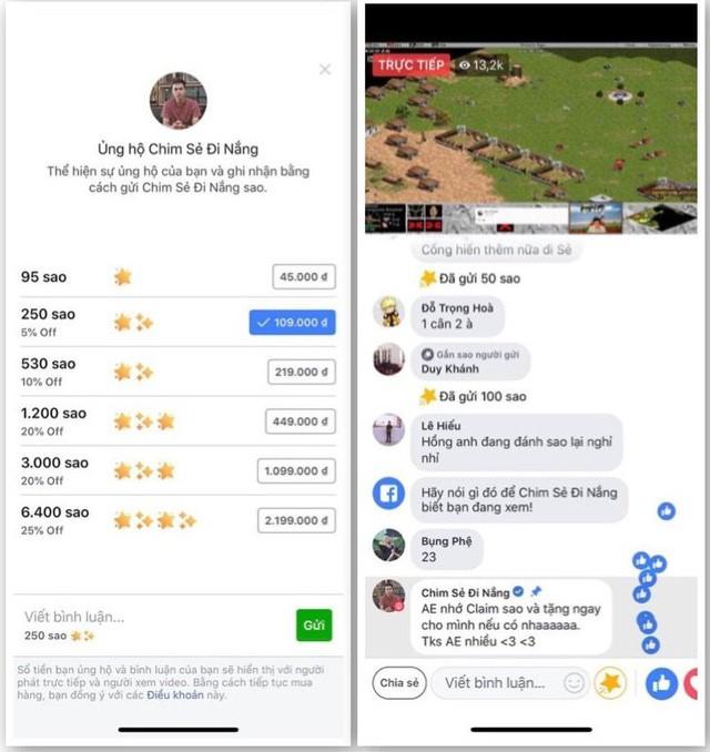 Facebook mở tính năng cho streamer kiếm tiền tại Việt Nam, cạnh tranh YouTube, Twitch - Ảnh 2.