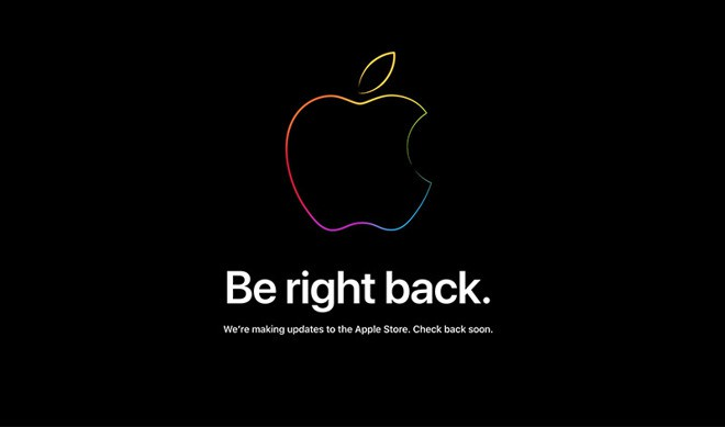 Cửa hàng trực tuyến của Apple đóng cửa, chuẩn bị cho thời điểm đặt hàng iPhone Xs, Xs Max, Xr và Apple Watch Series 4 - Ảnh 1.