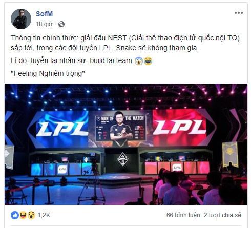 LMHT: Quyết tâm thay máu đội hình, Snake Esports nói không với giải đấu quốc nội cuối cùng trong năm - Ảnh 1.