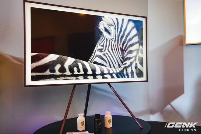 Samsung chính thức giới thiệu TV khung tranh The Frame 2.0 và loa Sound Bar HW-N950 đến người dùng Việt Nam - Ảnh 2.