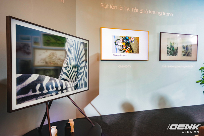 Samsung chính thức giới thiệu TV khung tranh The Frame 2.0 và loa Sound Bar HW-N950 đến người dùng Việt Nam - Ảnh 6.