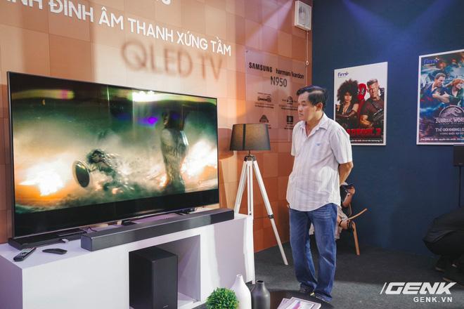 Samsung chính thức giới thiệu TV khung tranh The Frame 2.0 và loa Sound Bar HW-N950 đến người dùng Việt Nam - Ảnh 13.