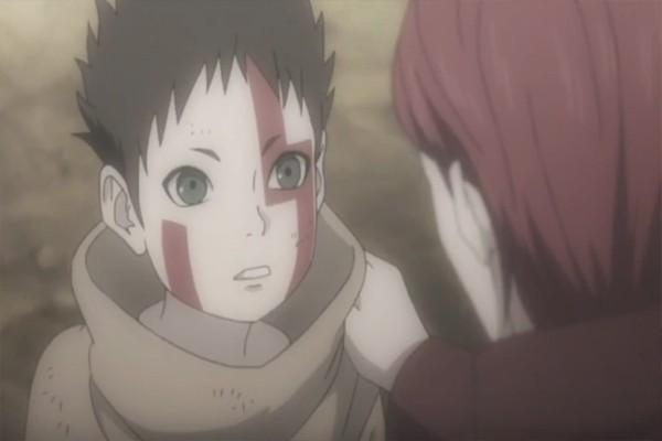 Naruto: Những điểm thú vị về nhân vật Shinki - người sở hữu Huyết Kế Giới Hạn ngàn người có một Thiết Sa - Ảnh 7.