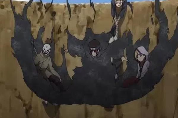 Naruto: Những điểm thú vị về nhân vật Shinki - người sở hữu Huyết Kế Giới Hạn ngàn người có một Thiết Sa - Ảnh 5.