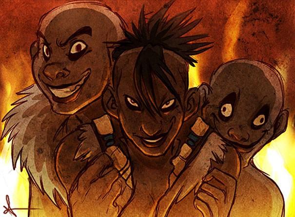 Ngắm 15 phiên bản đời thực của những nhân vật hoạt hình vốn lạ mà quen đến bất ngờ - Ảnh 7.