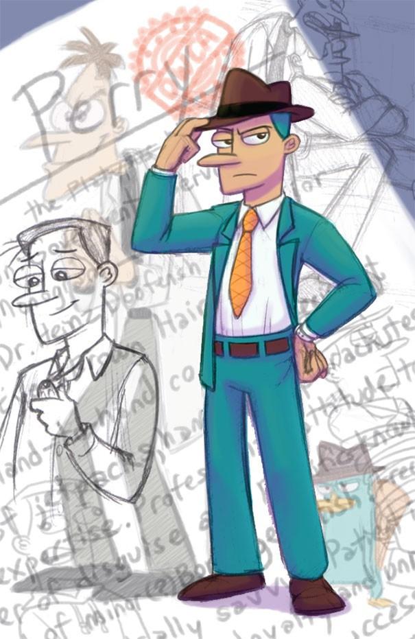 Ngắm 15 phiên bản đời thực của những nhân vật hoạt hình vốn lạ mà quen đến bất ngờ - Ảnh 11.