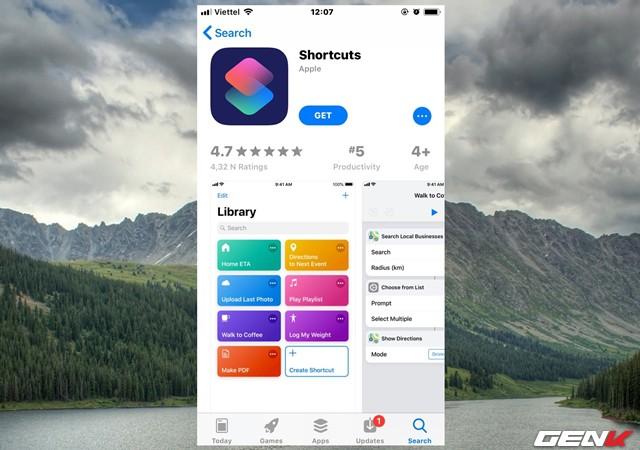 [iOS 12] Cách tận dụng Siri Shortcuts để tắt hoàn toàn Wi-Fi và Bluetooth trên iPhone - Ảnh 1.