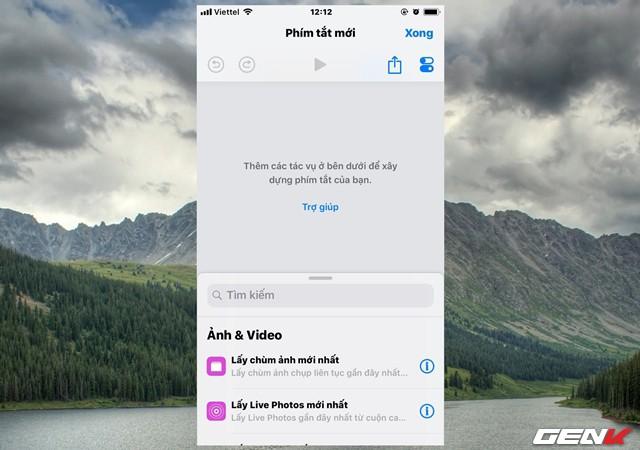 [iOS 12] Cách tận dụng Siri Shortcuts để tắt hoàn toàn Wi-Fi và Bluetooth trên iPhone - Ảnh 5.