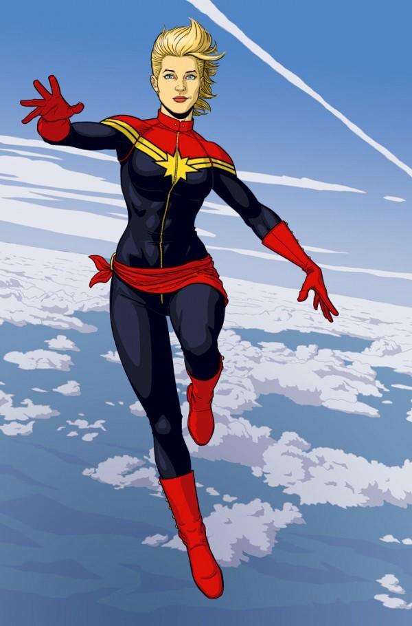 Vì sao chị đại Captain Marvel lại là siêu nhân hùng mạnh nhất Vũ trụ Điện ảnh Marvel? - Ảnh 17.