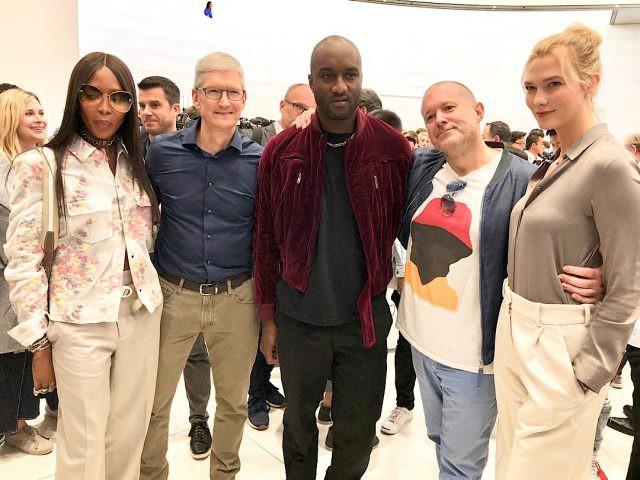 Nghe review nhanh iPhone XS Max của CEO Off-White kiêm Giám đốc thiết kế ngành hàng thời trang nam của Louis Vuitton - Ảnh 2.