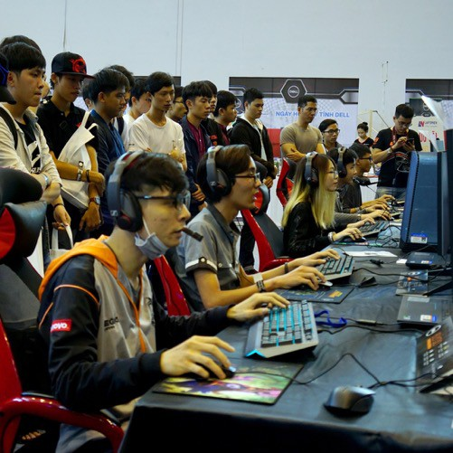 Toàn cảnh buổi offline Dell Gaming Village - Nơi game thủ tha hồ trải nghiệm những công nghệ mới siêu mạnh - Ảnh 3.