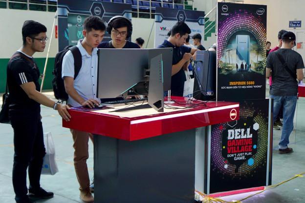 Toàn cảnh buổi offline Dell Gaming Village - Nơi game thủ tha hồ trải nghiệm những công nghệ mới siêu mạnh - Ảnh 6.