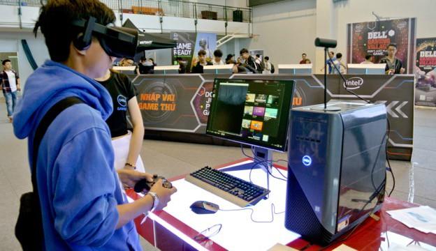Toàn cảnh buổi offline Dell Gaming Village - Nơi game thủ tha hồ trải nghiệm những công nghệ mới siêu mạnh - Ảnh 7.