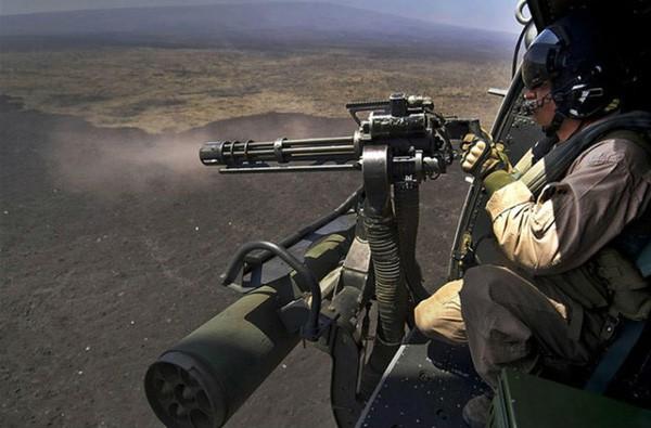 [Video phụ đề] Tất tần tật những gì bạn muốn biết về khẩu súng 6 nòng Minigun huyền thoại - Ảnh 8.