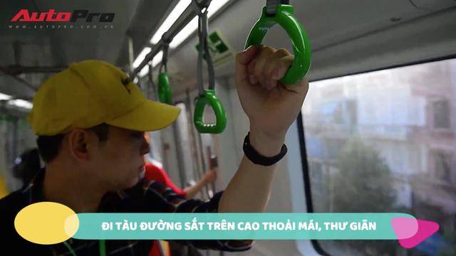 Trải nghiệm thực tế đi xe máy từ Hà Đông đến Cát Linh: Chậm hơn tàu điện mà còn phải chịu bụi bẩn! - Ảnh 5.
