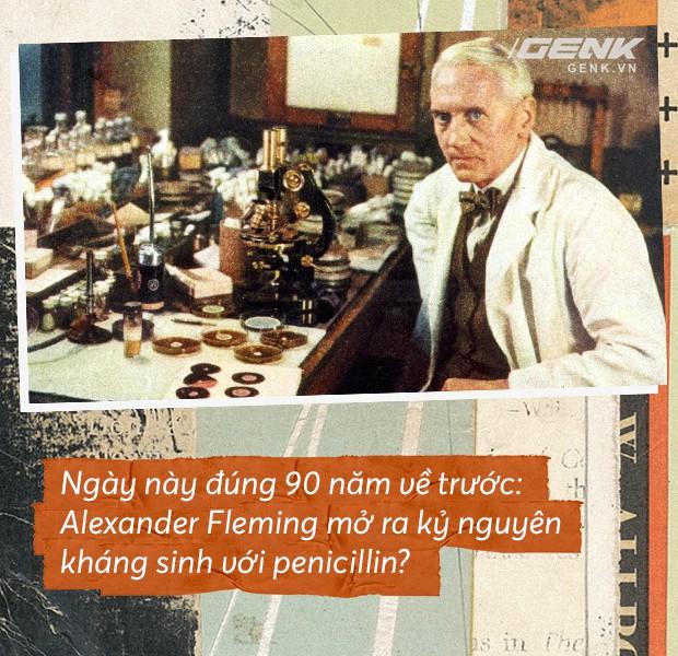 Ngày này đúng 90 năm về trước: có phải Alexander Fleming đã mở ra kỷ nguyên kháng sinh? - Ảnh 1.