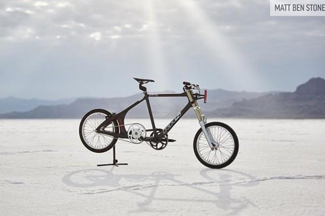 Xem kỷ lục chiếc xe đạp chạy nhanh nhất hành tinh với tốc độ lên tới 295km/h, ngang ngửa với xe hơi - Ảnh 2.