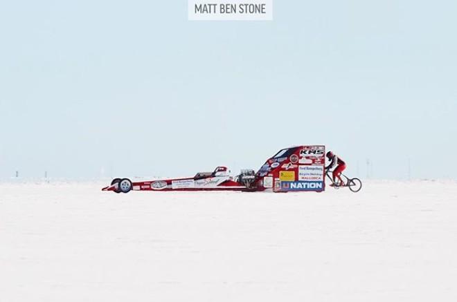 Xem kỷ lục chiếc xe đạp chạy nhanh nhất hành tinh với tốc độ lên tới 295km/h, ngang ngửa với xe hơi - Ảnh 6.