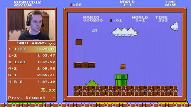 Game thủ lập kỷ lục thế giới nhờ phá đảo Super Mario Bros. trong chưa đầy 5 phút - Ảnh 2.