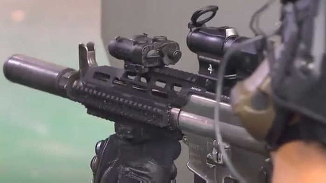 Bạn có biết Daewoo cũng sản xuất súng trường tấn công cho quân đội Hàn Quốc? - Ảnh 4.
