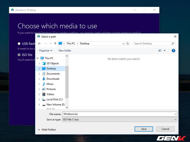 Cách đơn giản để sở hữu trước gói cài đặt của Windows 10 October 2018 chính thức từ Microsoft - Ảnh 11.