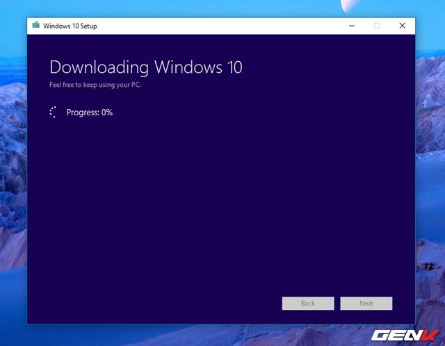 Cách đơn giản để sở hữu trước gói cài đặt của Windows 10 October 2018 chính thức từ Microsoft - Ảnh 12.