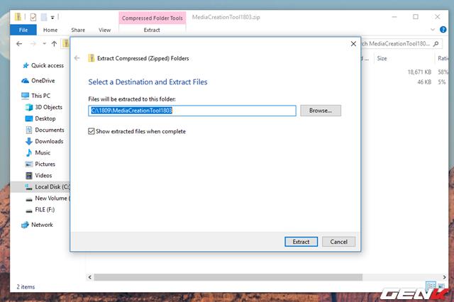 Cách đơn giản để sở hữu trước gói cài đặt của Windows 10 October 2018 chính thức từ Microsoft - Ảnh 2.