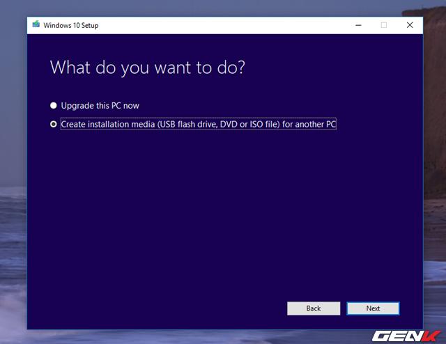 Cách đơn giản để sở hữu trước gói cài đặt của Windows 10 October 2018 chính thức từ Microsoft - Ảnh 8.