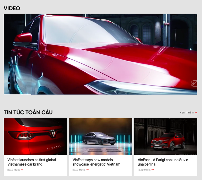VinFast đổi giao diện hoành tráng, cập nhật lịch livestream màn ra mắt lịch sử tại Paris Motor Show 2018 - Ảnh 11.