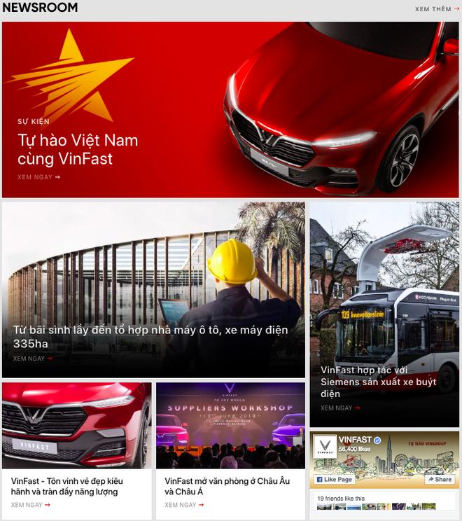 VinFast đổi giao diện hoành tráng, cập nhật lịch livestream màn ra mắt lịch sử tại Paris Motor Show 2018 - Ảnh 12.