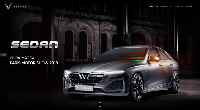 VinFast đổi giao diện hoành tráng, cập nhật lịch livestream màn ra mắt lịch sử tại Paris Motor Show 2018 - Ảnh 4.