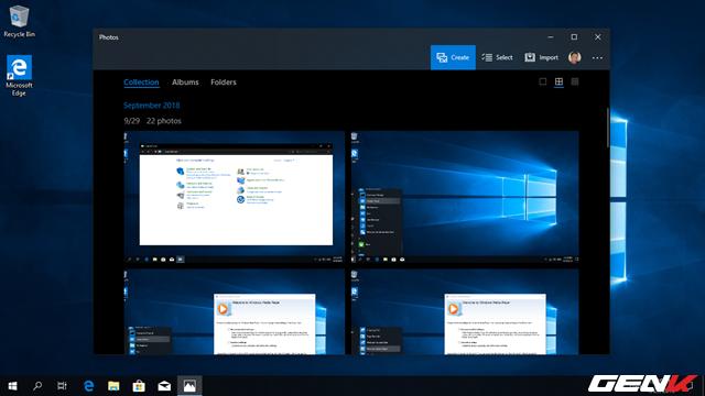 Trải nghiệm Windows 10 October 2018: File Explorer có chế độ nền tối, hiệu suất cải thiện đáng kể - Ảnh 14.