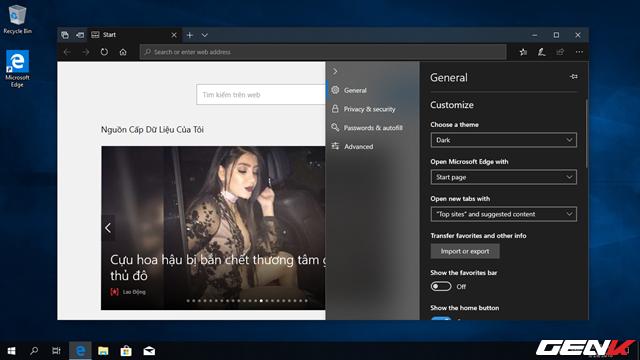 Trải nghiệm Windows 10 October 2018: File Explorer có chế độ nền tối, hiệu suất cải thiện đáng kể - Ảnh 19.