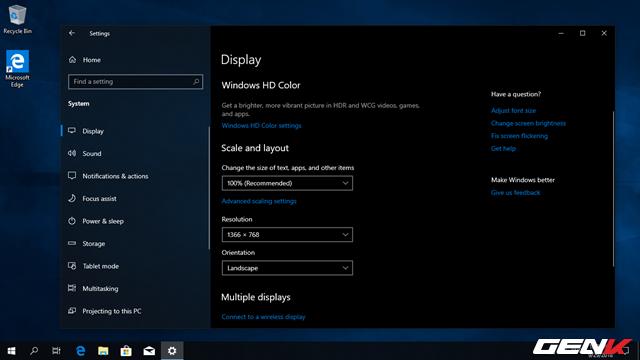Trải nghiệm Windows 10 October 2018: File Explorer có chế độ nền tối, hiệu suất cải thiện đáng kể - Ảnh 21.