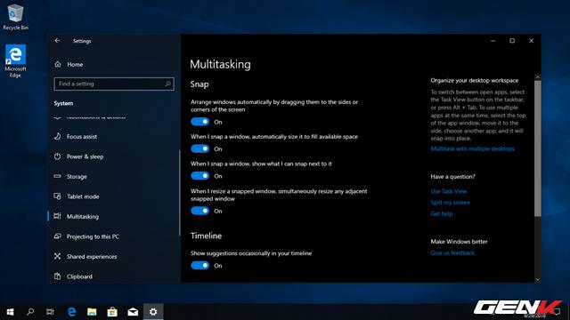 Trải nghiệm Windows 10 October 2018: File Explorer có chế độ nền tối, hiệu suất cải thiện đáng kể - Ảnh 26.